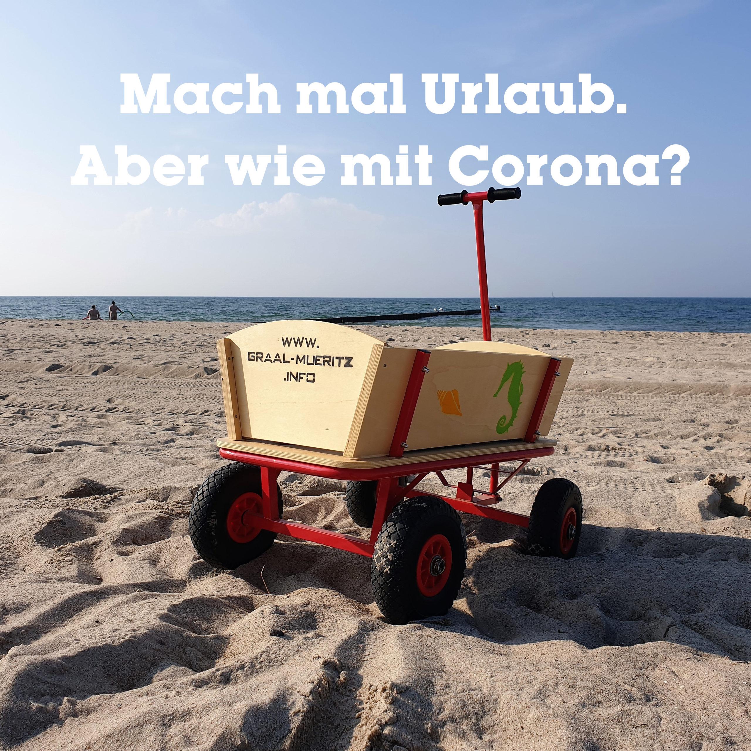 Urlaub mit Corona